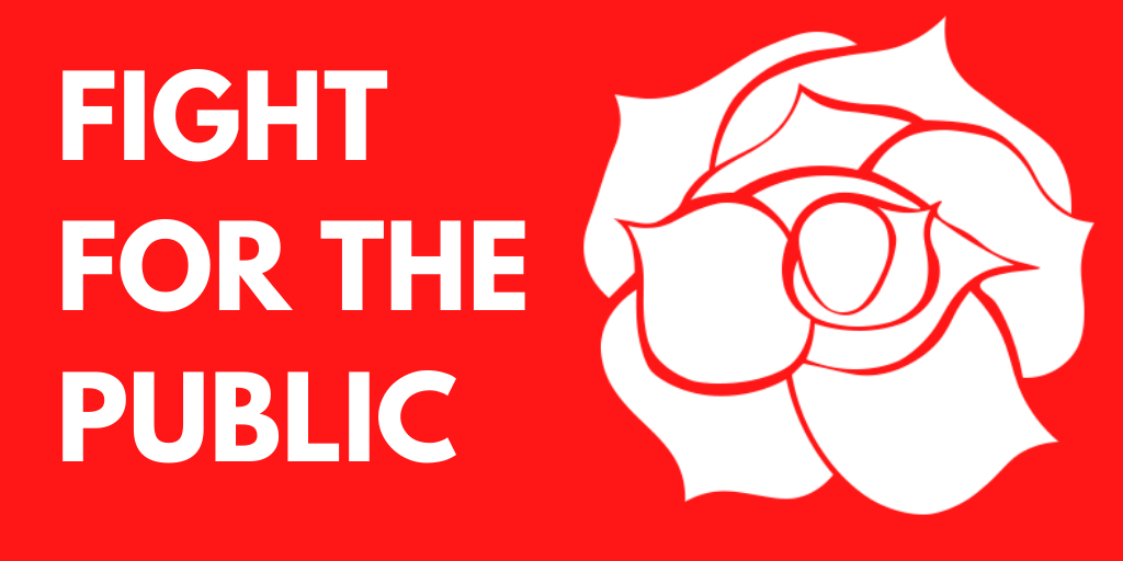 Fight for the Public